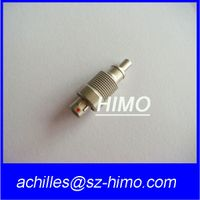 00 3 pin self-locking lemo audio video connector SMA connector