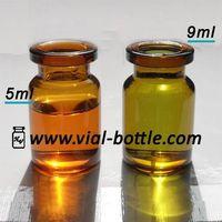 5ml pharmaceutical amber glass bottle thumbnail image