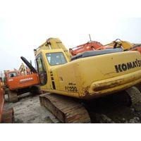komatsu pc220-6 excavator