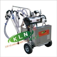 9J-003 rotary vane vacuum pump milking machine
