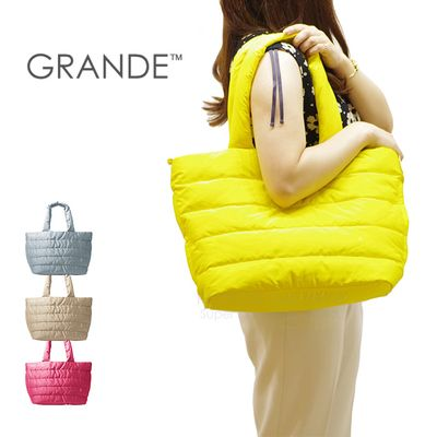 2658&3276 Women's Tote Bag 'FEATHER ROO GRANDE'