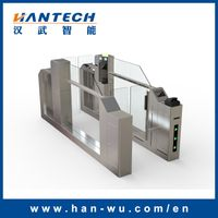 Pedestrian Turnstiles for Airport Security thumbnail image