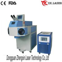 CE approved Jewelry laser spot welding machine for gold repair thumbnail image