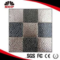 New Arrived Big Size Metal Mosaic Tile Floor Tile