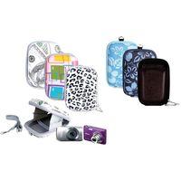 Hard EVA camera case for slim line of cameras
