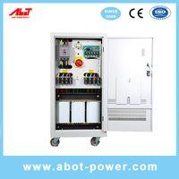 ABOT 400V 415V Three Phase Servo Type Voltage Stabilizer 180KVA thumbnail image