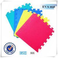 Eva foam interlocking alphabet puzzle floor mat thumbnail image