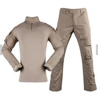 Wholesale Khaki Camouflage Clothes Army Uniforms Military Suits GEN2