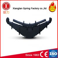 Durable China Truck Spare Part Front Leaf Springs