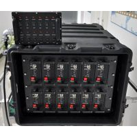 Fully Integrated Broad Band 868W High Power jammer
