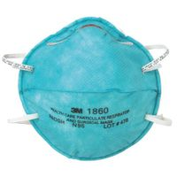 1860 Mask N95 NIOSH Mask Medical USE 8122 Particulate Respirator 1860S Surgical Mask