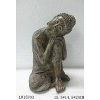Polyresin Buddha Dec