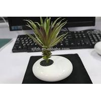 wholesale simple and elegant magnesia flower round vase for table and house decor artificial flower