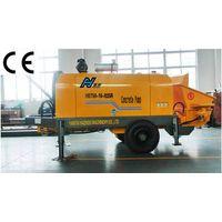 CE standard diesel concrete pumps
