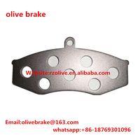 car brake pad backing plates manufacturer