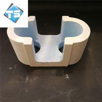 Customized Aluminum Silicate Split Coils/Runner for Alumina Foundry thumbnail image