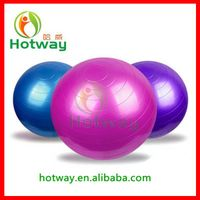 Anti Burst Pvc Inflatable Customized Yoga Ball Exercise Ball