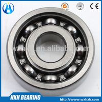 Famous brand SKF high quality 62204 RS abec-5 GCr15 Deep Groove Ball Bearing