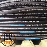 SAE J517 100 R1AT hydraulic rubber hose thumbnail image