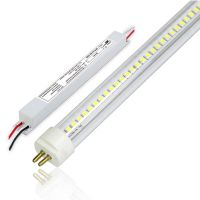 Residential Lighting Sensor T8 Tube Lighting External Drivers with Beam Angle 120 Degree