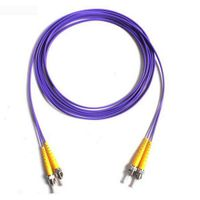 ST-ST Fiber optic patch cord SM DX