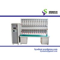 HS-6103 Single Phase IEC & ANSI Socket Meter Test Bench