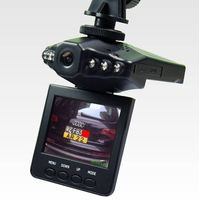 Latest 720P In Car Cam Recorder With 270 Swing LCD PR-360