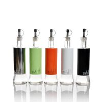 glass oil & vinegar bottle