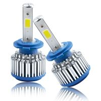 2600LM LED Headlights H4 Hight Low Beam LED Light bulb