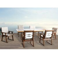 hormel furniture outdoor garden patio table set