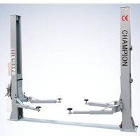 floor plate two post lift (Solenoid release)
