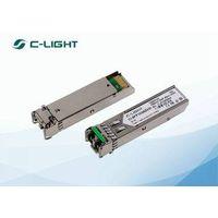 1000BASE ZX SFP Optical Transceiver 1550nm 120km SFP ZX 1.25G 1000M