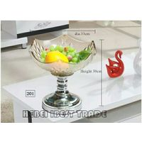 Glass Fruit Plate(Pot) in European style thumbnail image
