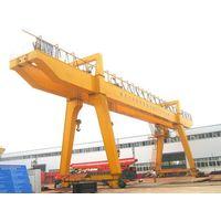 A Model Double Beam Gantry Crane thumbnail image