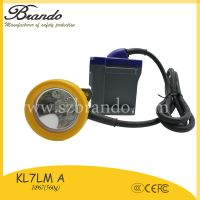 KL7LM A corded 15000lux Miner's Lamp with customized color