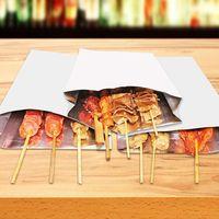 Chicken Packaging Bags Chocolates Blocks Bag Kraft Paper Inside Aluminium Layer thumbnail image
