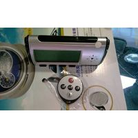 Electronic clock remote pinhole camera / video camera remote control thumbnail image
