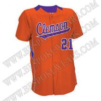 high quality custom design sublimated baseball jerseys