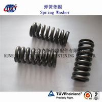 Train compression spring steel wire compression spring large stainless steel compression springs thumbnail image