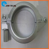 Concrete pump clamps used for connect the pipes for sale thumbnail image