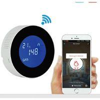 High Quality WiFi Tuya Compact Co Detector Gas Safety Detector Alarm