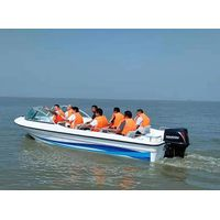 6m Self-draining Speed Boat
