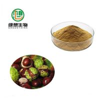 Supply Semen Aesculi/Chinese Buckeye Seed/Horse Chestnut Extract Aescin powder