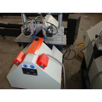 (PVC window machine)    Glass bead cutting saw for PVC  profile