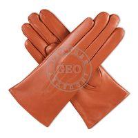 Women Fashion Winter Leather Gloves thumbnail image