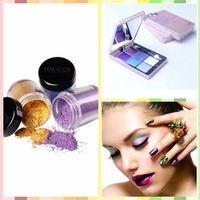 glitter powder for nail art decoration