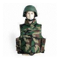 Bullet-Proof Jacket , Constructed To NIJ 0101.06 Standard
