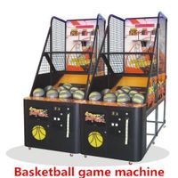 coin operated games street basketball arcade game machine with high quality for sale thumbnail image