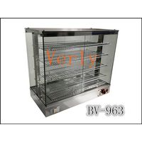 Hot-air circulation warming showcase VB-963