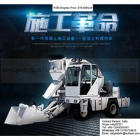 Self Loading Concrete Mixer/SELF-PROPELLED CONCRETE MIXERS TRUCK